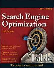 Search Engine Optimization Bible ebook by Jerri L. Ledford