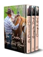 The Brides of Purple Heart Ranch Boxset Volume 2 - Three Sweet Marriage of Convenience Western Romances ebook by Shanae Johnson