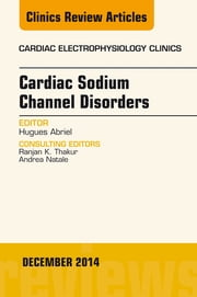 Cardiac Sodium Channel Disorders, An Issue of Cardiac Electrophysiology Clinics, ebook by Hugues Abriel