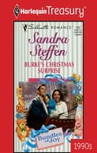 Burke's Christmas Surprise ebook by Sandra Steffen