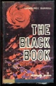 The Black Book ebook by Durrell,Lawrence