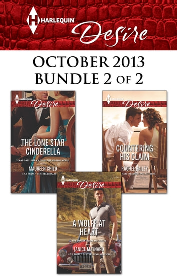 Harlequin Desire October 2013 - Bundle 2 of 2 - An Anthology 電子書 by Maureen Child,Janice Maynard,Rachel Bailey