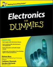 Electronics For Dummies ebook by Kobo.Web.Store.Products.Fields.ContributorFieldViewModel