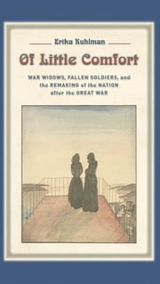 Of Little Comfort - War Widows, Fallen Soldiers, and the Remaking of the Nation after the Great War ebook by Erika Kuhlman