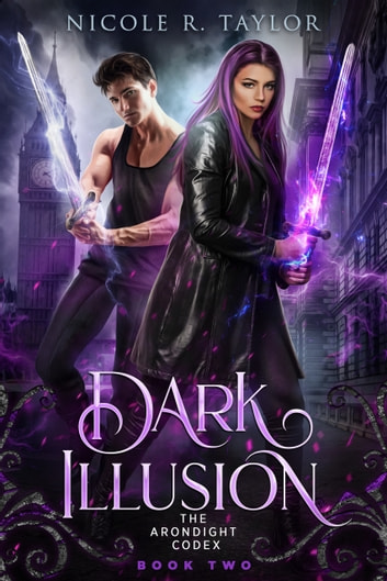 Dark Illusion ebook by Nicole R. Taylor