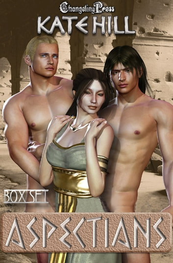 Aspectians (Box Set) ebook by Kate Hill