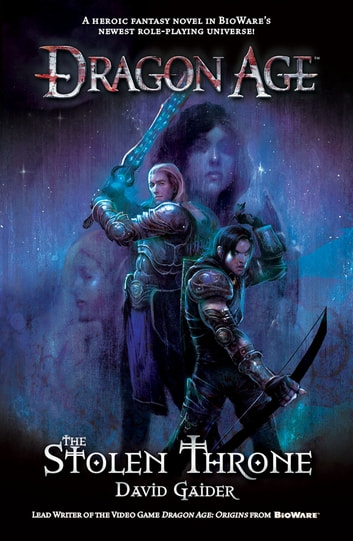 The Stolen Throne ebook by David Gaider