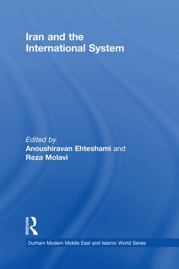 Iran and the International System ebook by