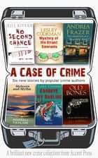 A Case of Crime ebook by Marsali Taylor, J. J. Campbell