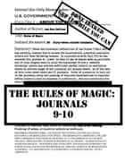 The Rules of Magic: Journals 9-10 ebook by Ash Nom DePlume