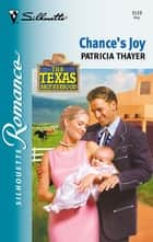 Chance's Joy ebook by Patricia Thayer