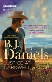 Justice at Cardwell Ranch ebook by B.J. Daniels