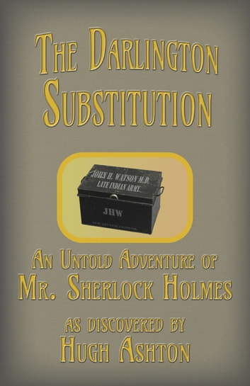 The Darlington Substitution ebook by Hugh Ashton