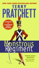Monstrous Regiment ebook by Terry Pratchett