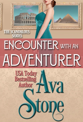 Encounter With an Adventurer ebook by Ava Stone