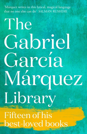 Gabriel Garcia Marquez Ebook Library ebook by Gabriel Garcia Marquez