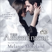 The Amendment audiobook by Melanie Moreland