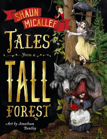 Tales From a Tall Forest ebook by Micallef,Shaun