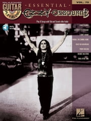 Ozzy Osbourne - Guitar Play-Along Volume 70 ebook by Ozzy Osbourne