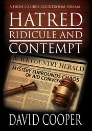 Hatred Ridicule & Contempt ebook by David Cooper