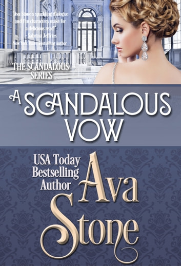 A Scandalous Vow ebook by Ava Stone