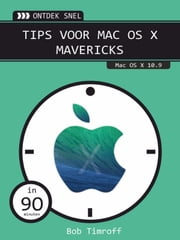 PS voor Mac OS Mavericks - Mac OS ebook by Bob Timroff