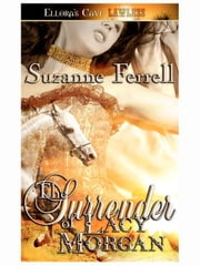 The Surrender of Lacy Morgan ebook by Suzanne Ferrell