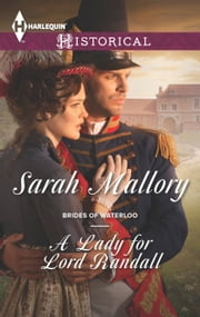 A Lady for Lord Randall ebook by Sarah Mallory