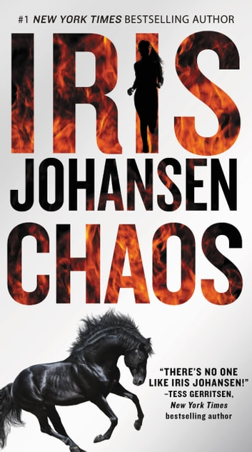 Chaos ebook by Iris Johansen