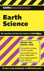 CliffsQuickReview Earth Science ebook by Scott Ryan