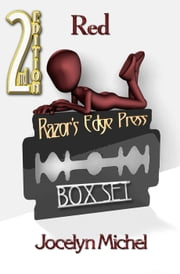 2nd Edition: Red (Razor's Edge Box Set) ebook by Jocelyn Michel