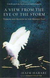 A View from the Eye of the Storm - Terror and Reason in the Middle East ebook by Haim Harari