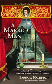 A Marked Man ebook by Barbara Hamilton