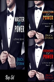 Master of Power Box Set ebook by Erica Storm