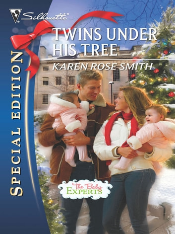 Twins Under His Tree 電子書 by Karen Rose Smith
