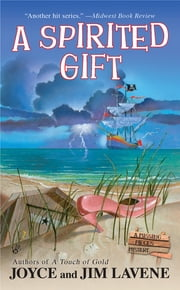 A Spirited Gift ebook by Joyce and Jim Lavene
