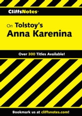 CliffsNotes on Tolstoy's Anna Karenina ebook by Marianne Sturman