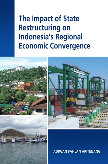 The Impact of State Restructuring on Indonesia's Regional Economic Convergence ebook by Adiwan Fahlan Aritenang
