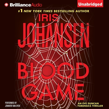 Blood Game audiobook by Iris Johansen