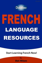 French Language Resources ebook by Det Nilam
