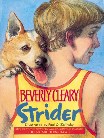 Strider ebook by Beverly Cleary