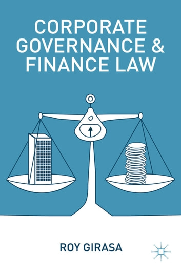 Corporate Governance and Finance Law ebook by R. Girasa