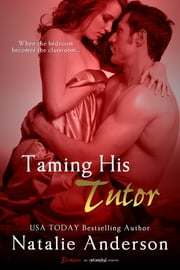 Taming His Tutor ebook by Natalie Anderson