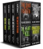 A Dead Cold Box Set: Books 5-8 ebook by Blake Banner