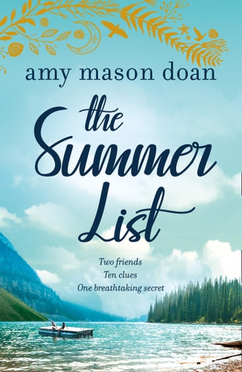 The Summer List ebook by Amy Mason Doan
