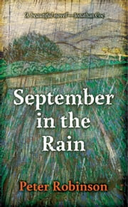 September in the Rain ebook by Peter Robinson