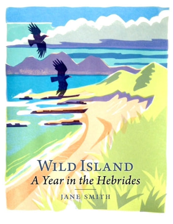 Wild Island - A Year in the Hebrides ebook by Jane Smith