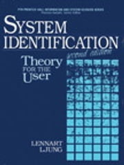 System Identification - Theory for the User ebook by Lennart Ljung