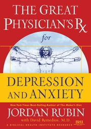 GPRX for Depression & Anxiety ebook by Jordan Rubin