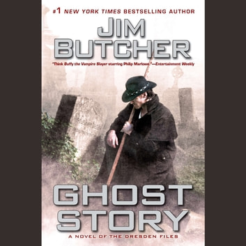 Ghost Story Hörbuch by Jim Butcher